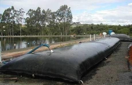 Купить Мягкие резервуары - газгольдеры МР - 250