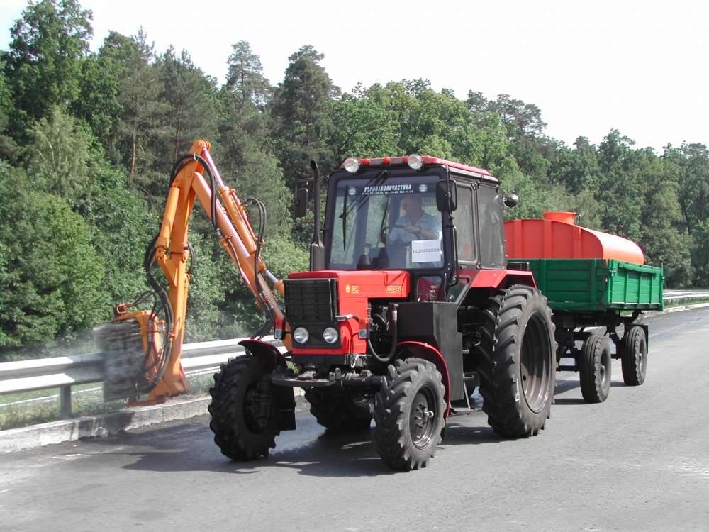 Купить Оборудование для мойки дорожной обстановки