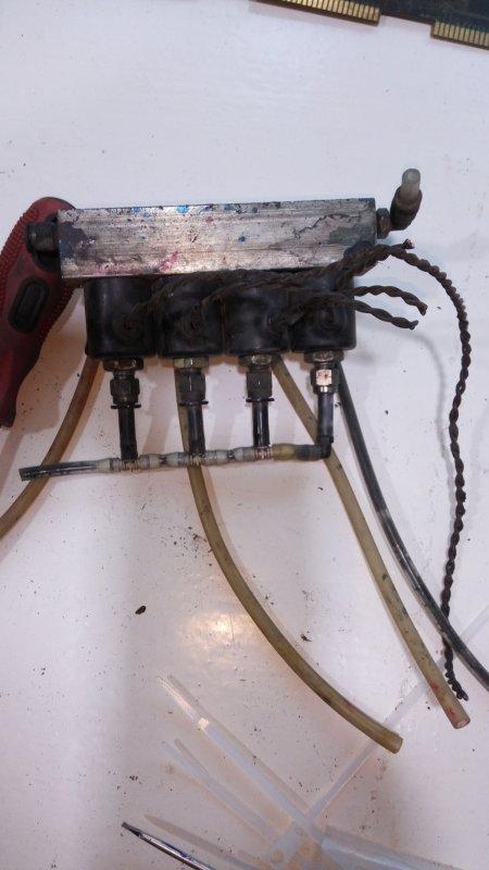 Купить Vutek 3360 qs series vacuum purge trap assembly (aa90647)