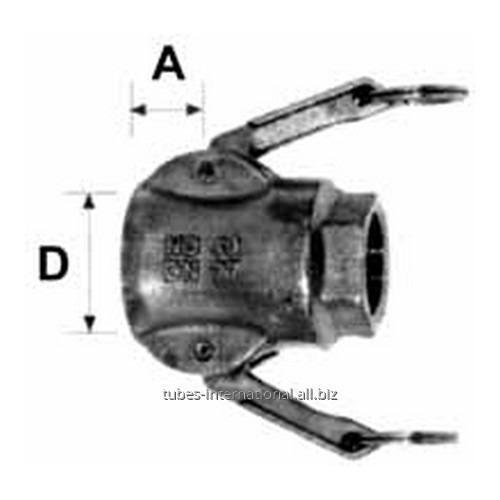 Соединения с внутренней резьбой для штукатурки