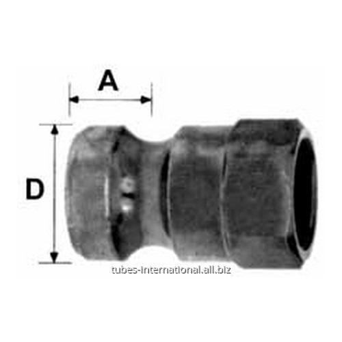 Штекер соединения с внутренней резьбой для штукатурки