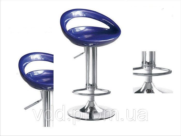 Купить Стул барный синий SD-8008BL