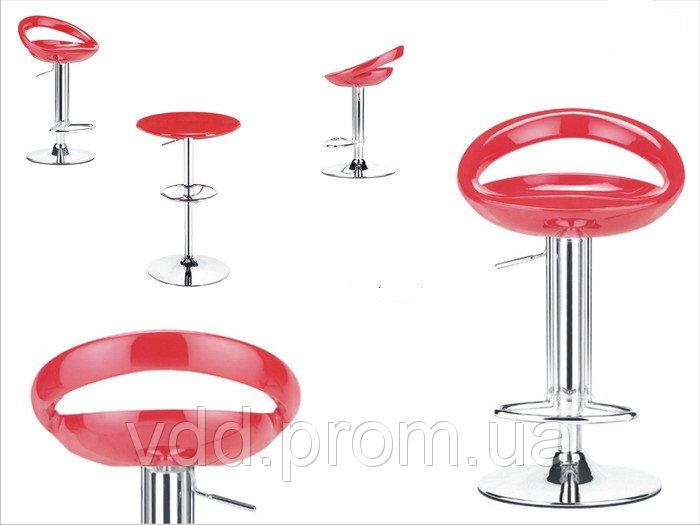 Купить Стул барный красный SD-80081RO