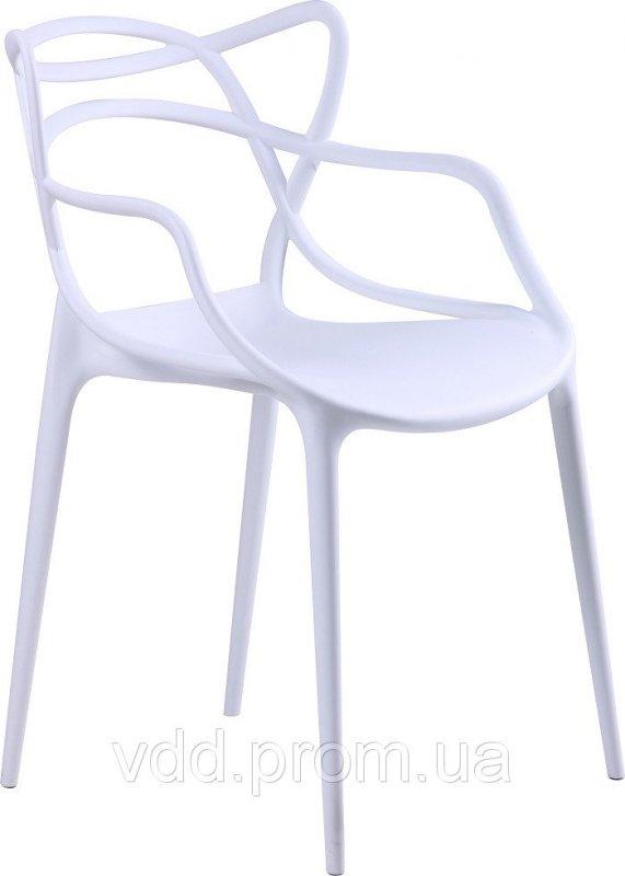 Купить Стул пластиковый белый АФ-512008