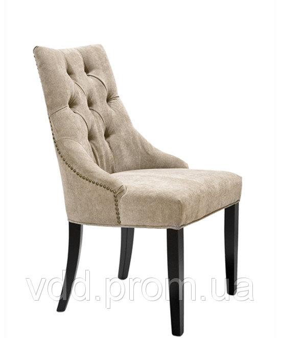 Купить Кресло деревянное мягкое Люкс арт-деко