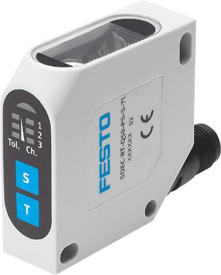 Датчик цвета SOEC-RT-Q50-PS-S-7L  №538236