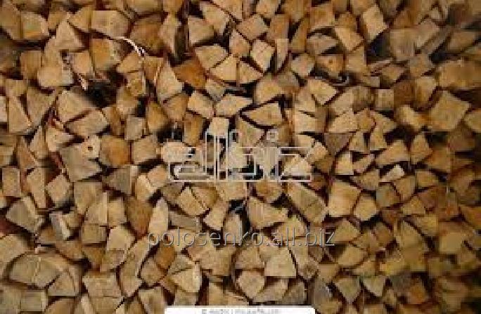 Купить Дрова колотые из Бука, влажность от 50-20%
