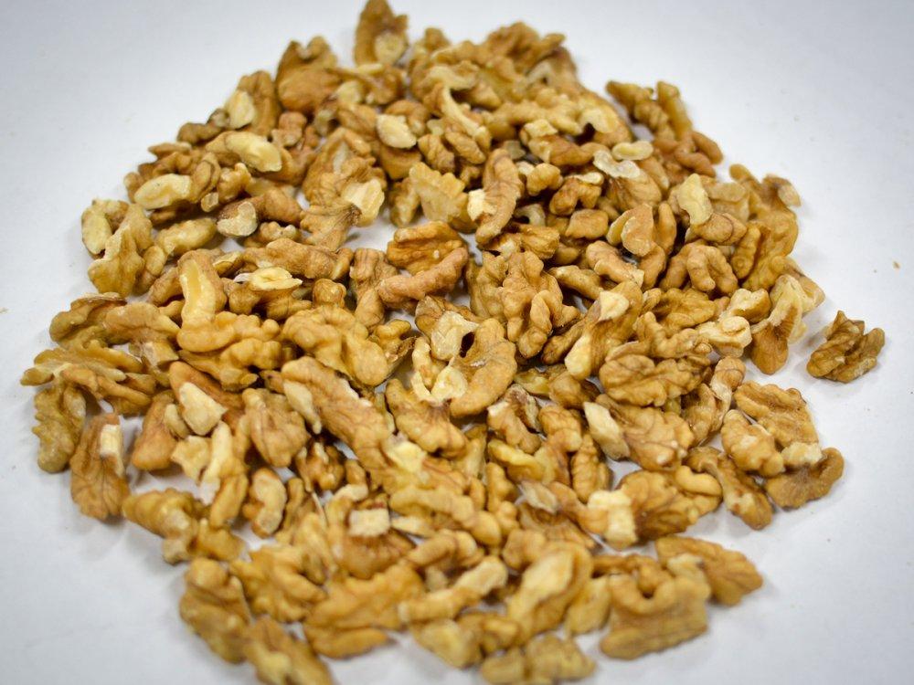 Светлая четверть, четверть ореха на экспорт