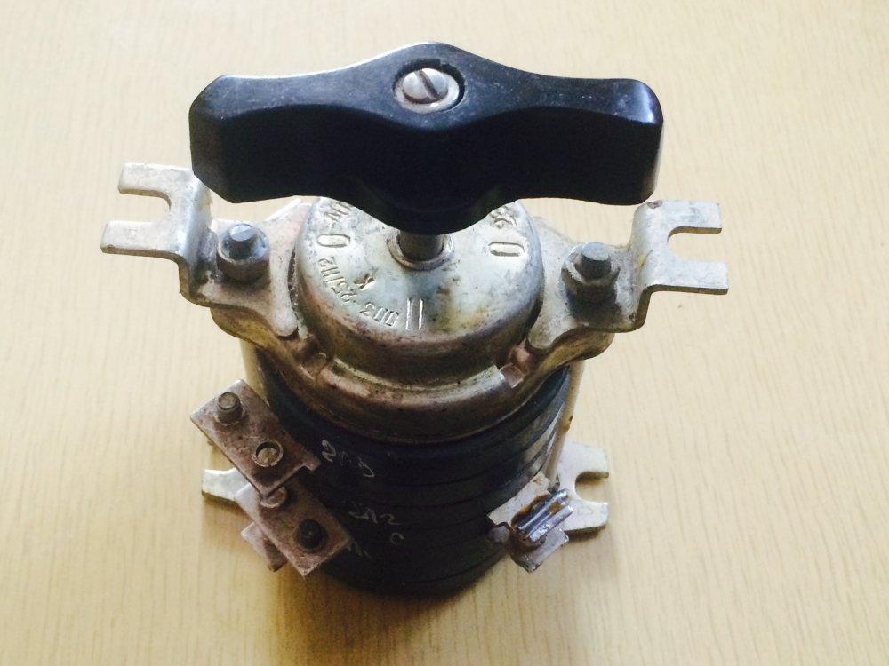 Comprar El interruptor PP3-25 N2 de paquete