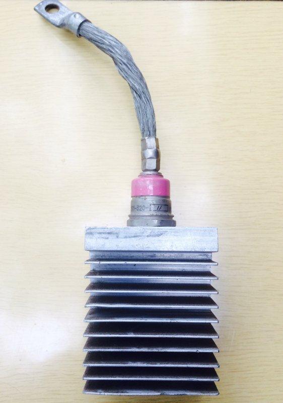 Купить Диод Д161-320-11 с радиатором