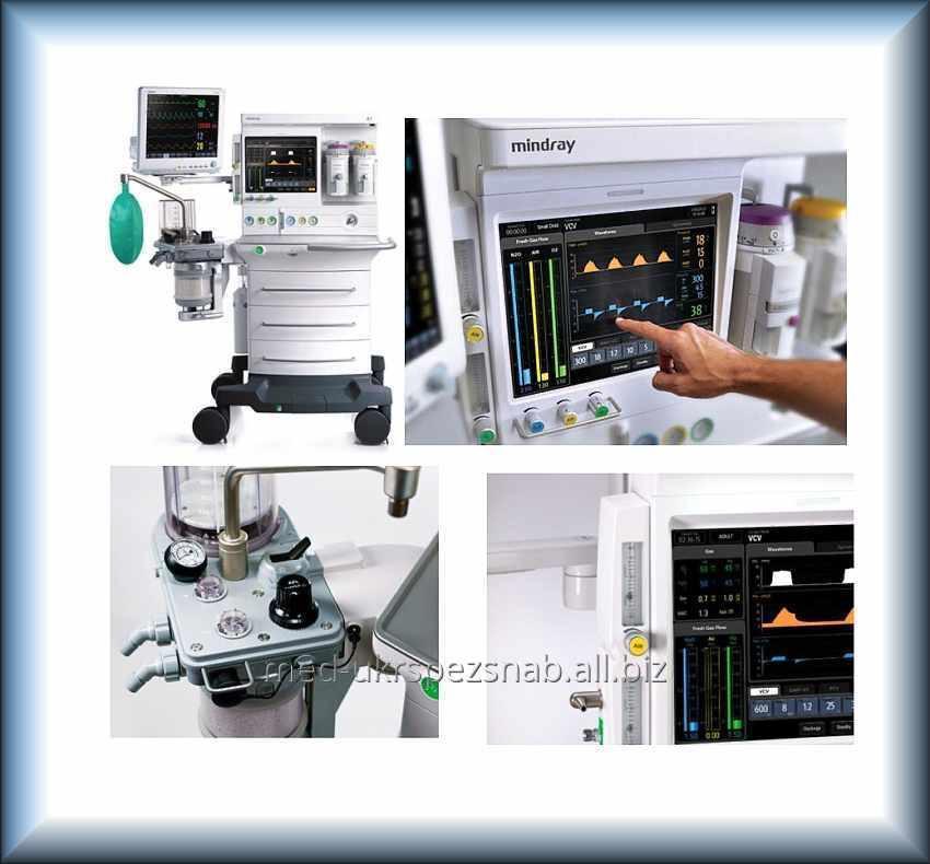 Наркозно-дыхательный аппарат Mindray A5