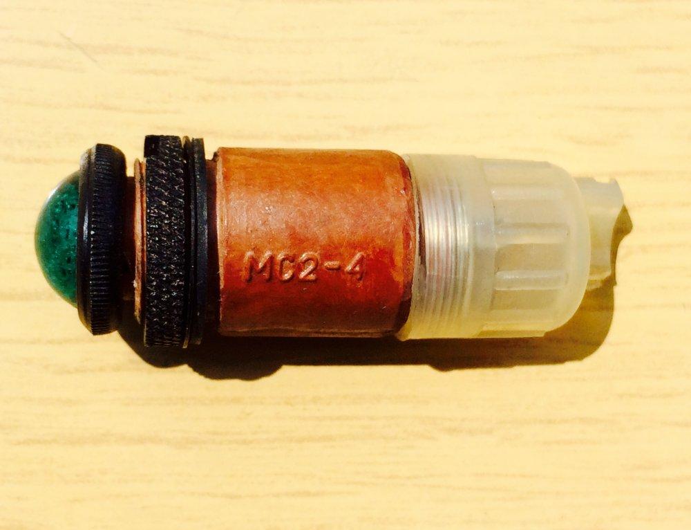 Купить Светосигнализатор МС2-4 зеленый
