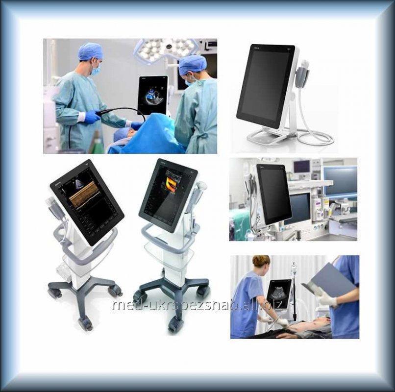 Купить Мобильный УЗИ аппарат с сенсорным экраном Mindray TE7