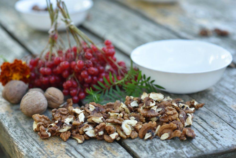 Янтарный орех Mix