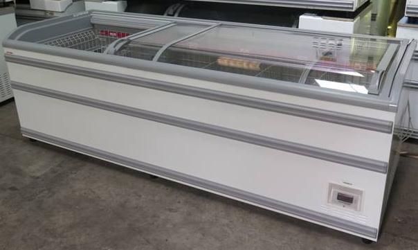 Ларь-бонет морозильный  AHT Paris 250