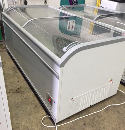 Ларь-бонет морозильный  AHT Athen 210 XL