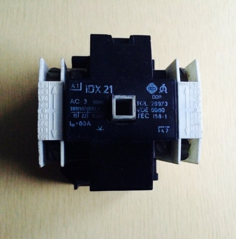 Купить Контактор IDX 21, K-ID2 40 220V