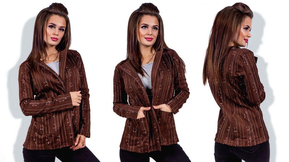 Купить Стильный молодежный пиджак