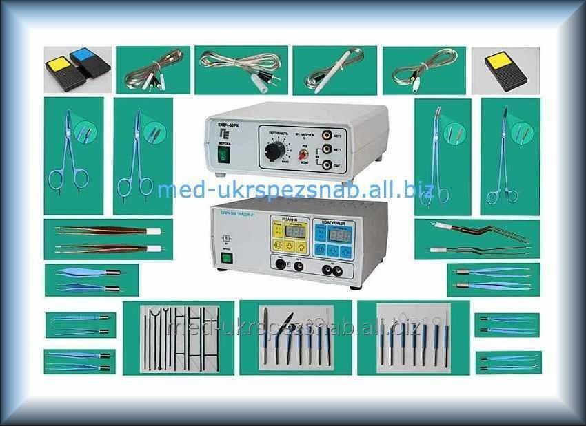 Купить Аппарат высокочастотный электрохирургический Надия модель 50РХ
