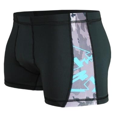 Плавки мужские для купания с защитой от хлора Radical Reef серые