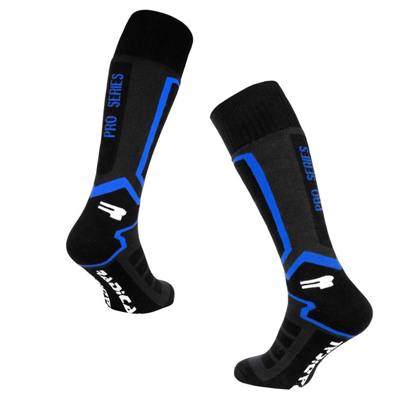 Лыжные/повседневные термоноски Radical Pro series синие