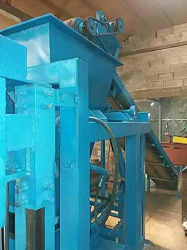 Buy He automatic transfer line on production of vibropressovany products