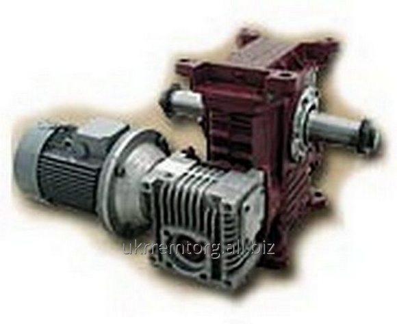Мотор-редуктор МЧ2-63/125