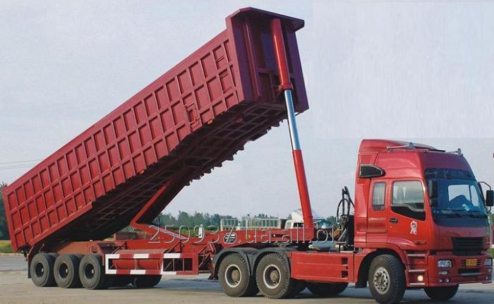 Купить Самосвальная система для Daf, Iveco, Man, Mersedes, Scania для тягача DAF