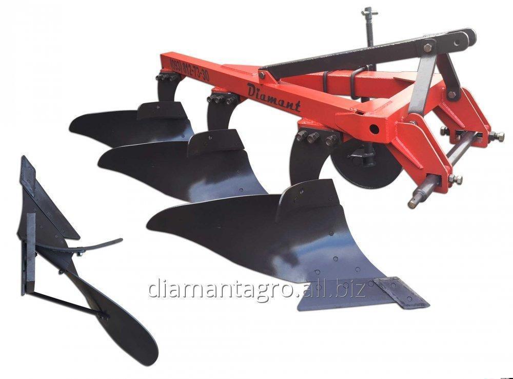 Купить Плуг 3-35 ПЛН (ДПЛН) (под кукурузу) от (80 л.с)