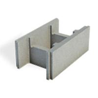 Купить Блок фундаментальный опалубочный 400 мм
