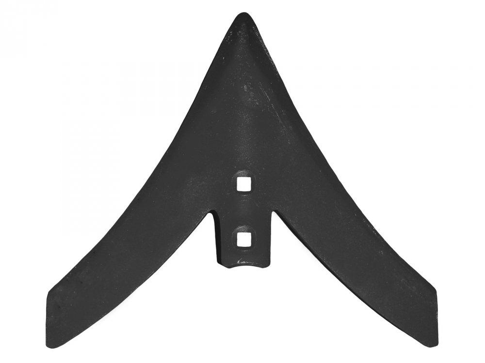 Лапа культиватора КПС-4 радиусная 345 образца Will Rich