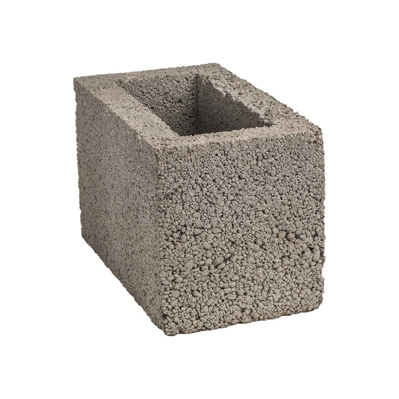 Купить Блок вентиляционных каналов 180х330х200 мм