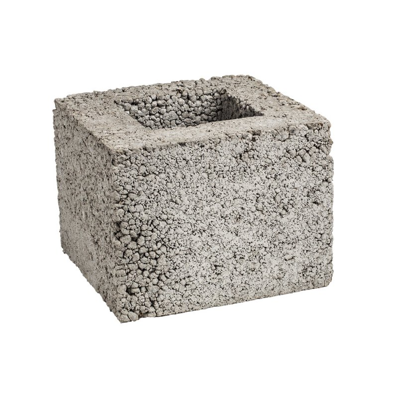 Купить Блок вентиляционных каналов 260х260х200 мм