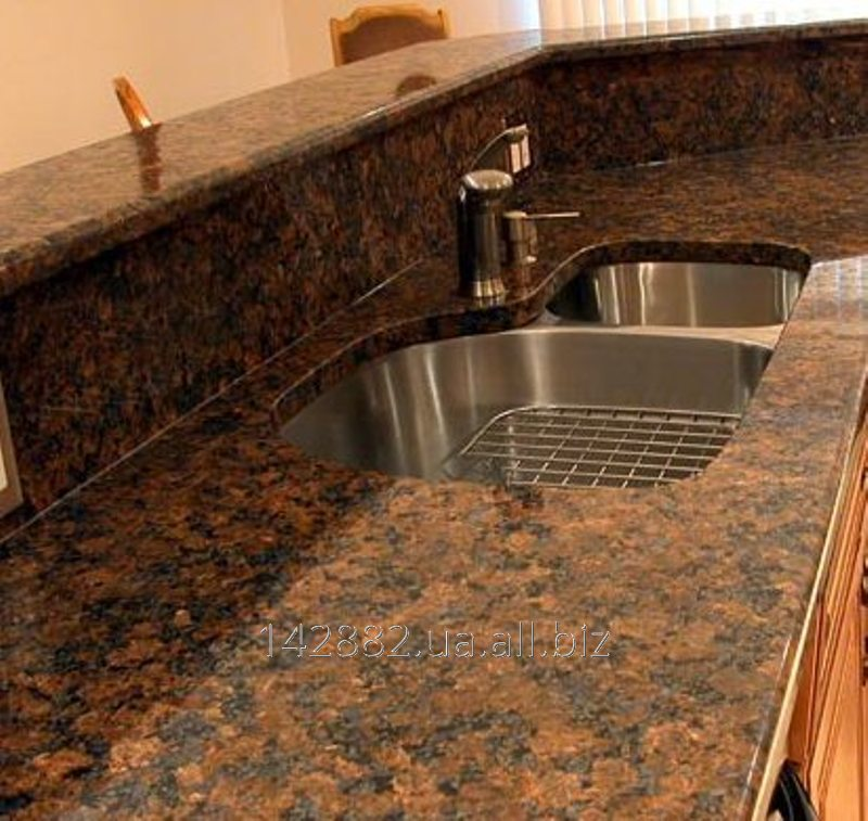 Worktop for the kitchen of granite 27