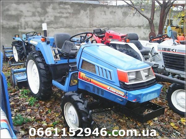 Купить Мини трактора iseki ™