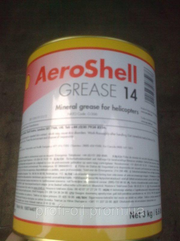 Смазка AeroShell Grease 14