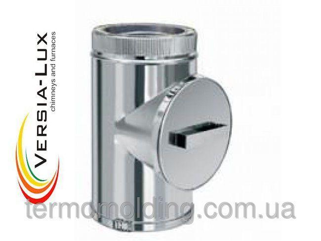 Купить Дымоходная Ревизия с теплоизоляцией Versia Lux