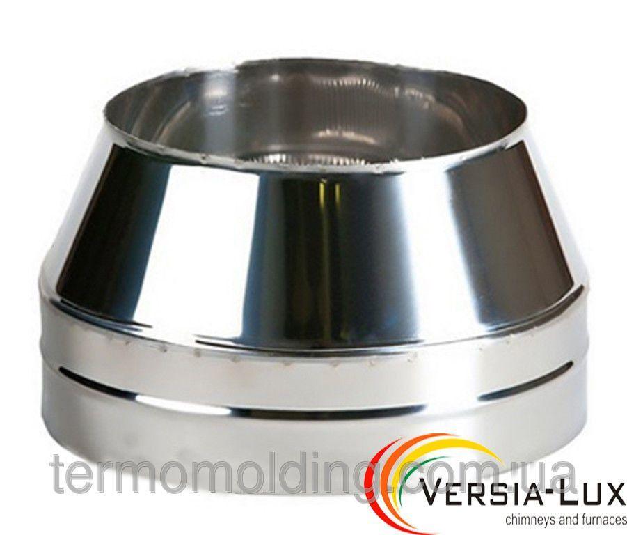 Купить Дымоходный конус из нержавеющей стали Versia Lux