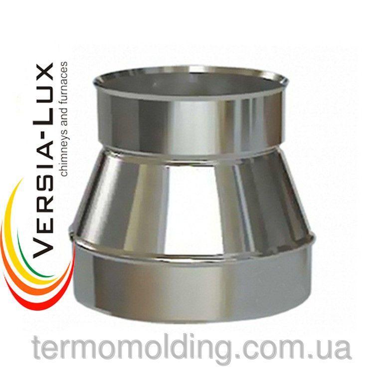 Купить Дымоходный переход из нержавеющей стали Versia Lux