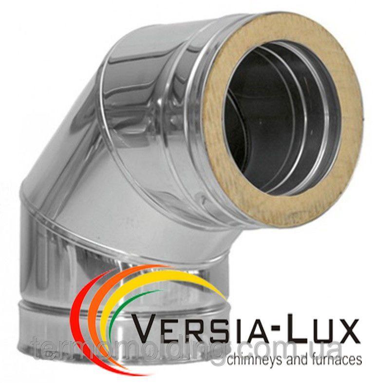 Купить Колено с теплоизоляцией Versia Lux