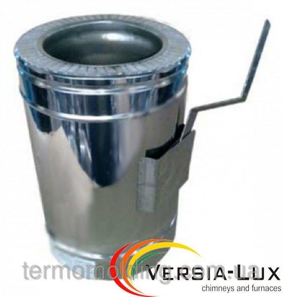 Купить Регулятор тяги с теплоизоляцией Versia Lux