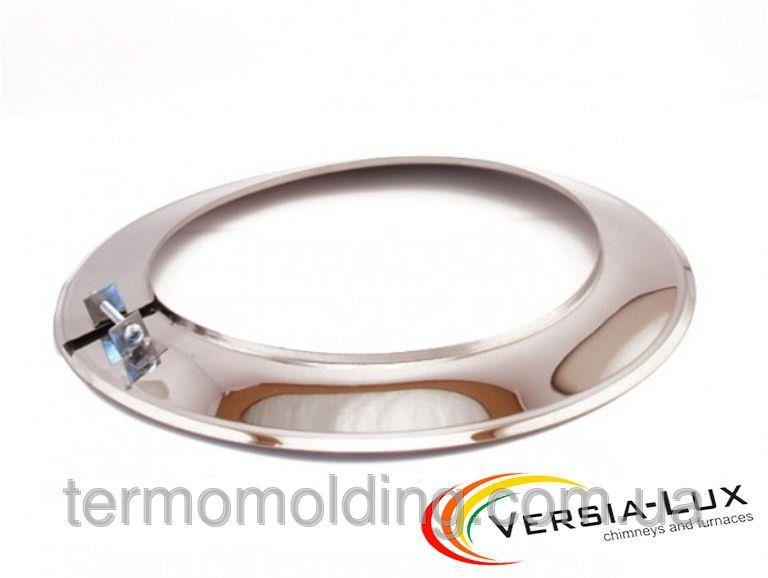 Купить Дымоходная розетта из нержавеющей стали Versia Lux