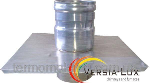 Купить Дымоходное окончание из нержавеющей стали Versia Lux