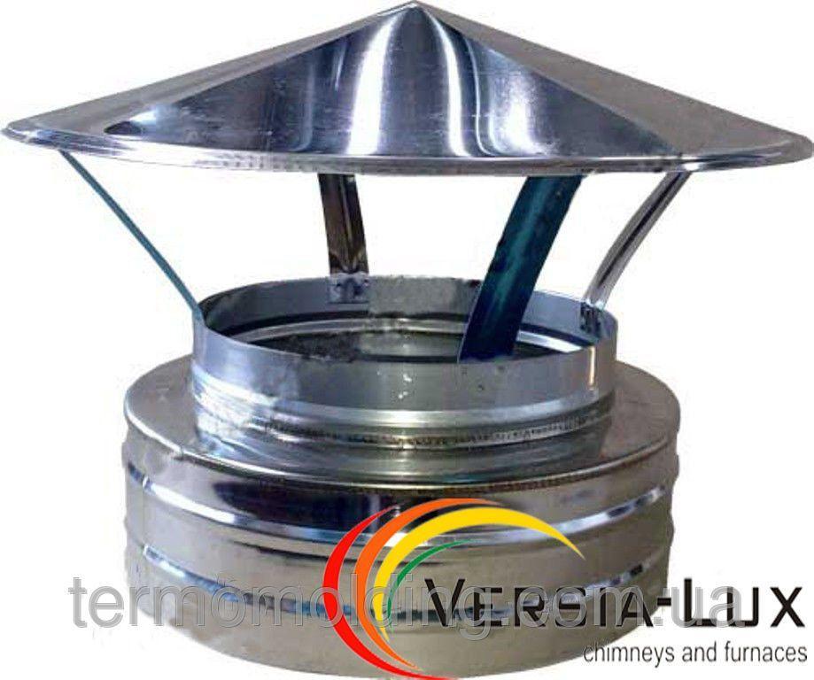 Купить Дымоходный грибок с теплоизоляцией Versia Lux