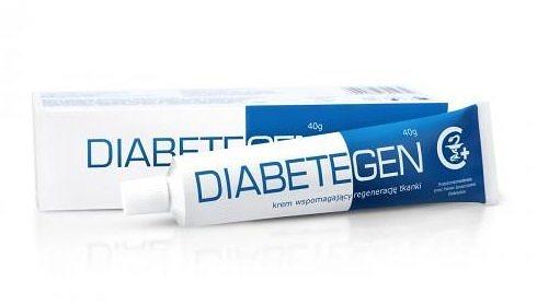 Купить Крем для регенерации кожи Diabetegen