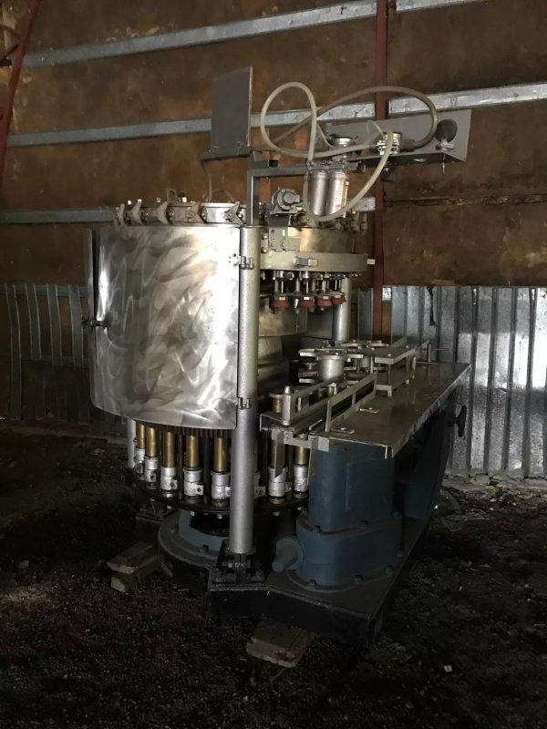 Автоматическая разливочная машина XRB -6