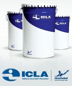 Лак прозрачный финишный на водной основе IL 610 Aqua Lean