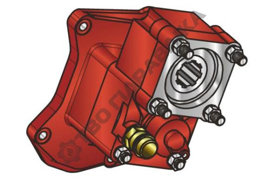 Купить Коробка отбора мощности Hydrocar 82M1