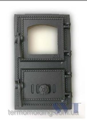 Купить Дверца чугунная SVT 431