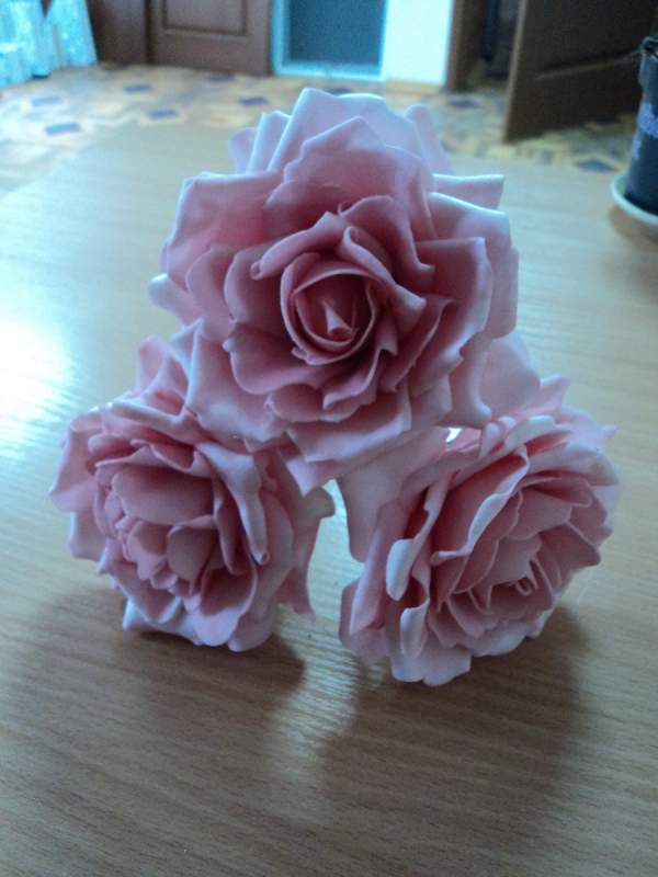 Цветы из латекса купить киев подарок женщине купить в спб
